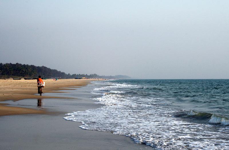 Cansaulim Beach