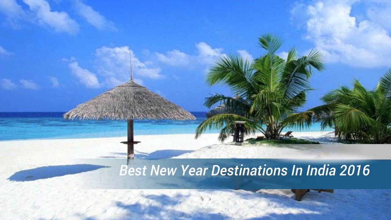 New Year destinations in India