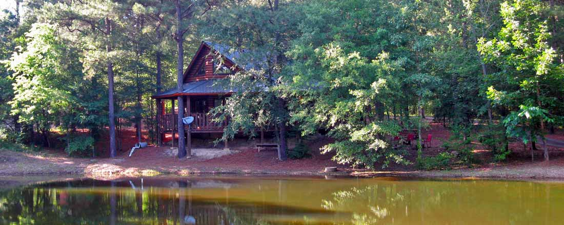 Beavers Bend cabin
