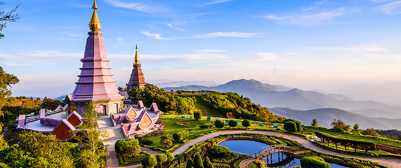 Chiang Mai honeymoon destination