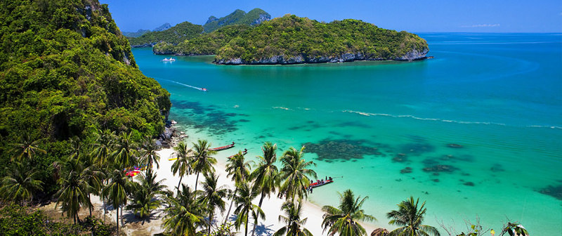 Koh Samui honeymoon destination