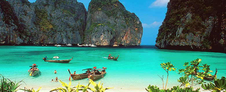 Phuket honeymoon destination