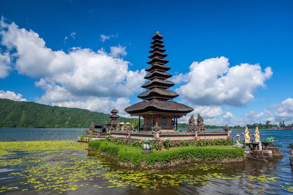 Bali Indonesian island