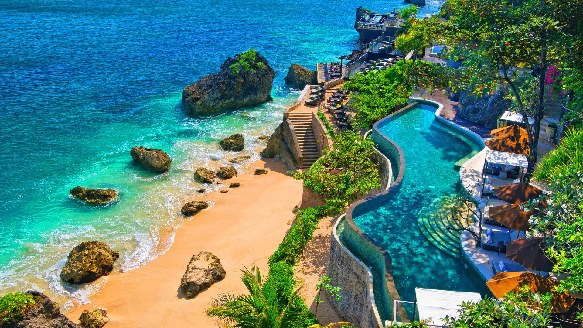 Staying in Bali and Exploring the Bali Indonesian island ...