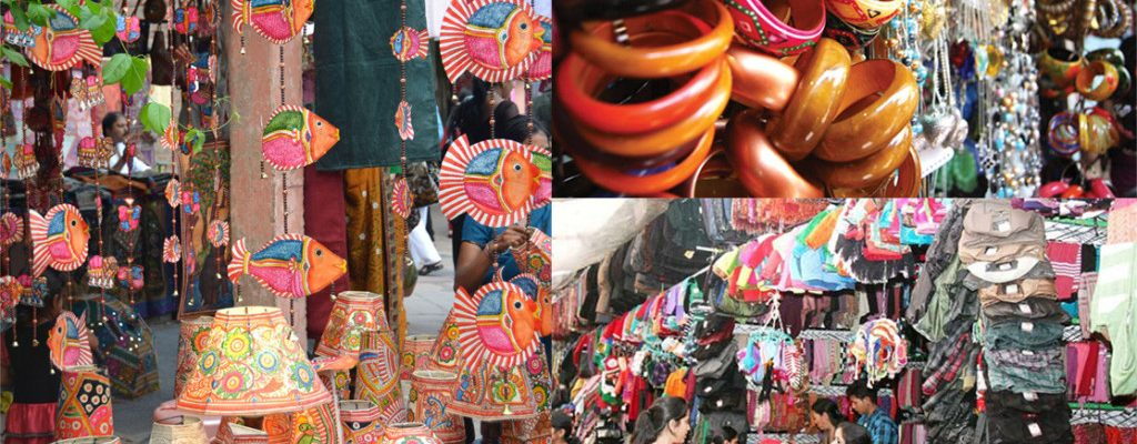 Places to Shop in Delhi