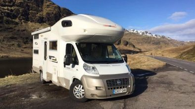 Campervan Hire Services