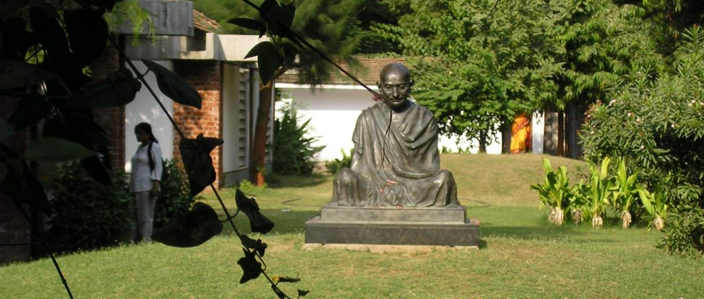 The Sabarmati Ashram