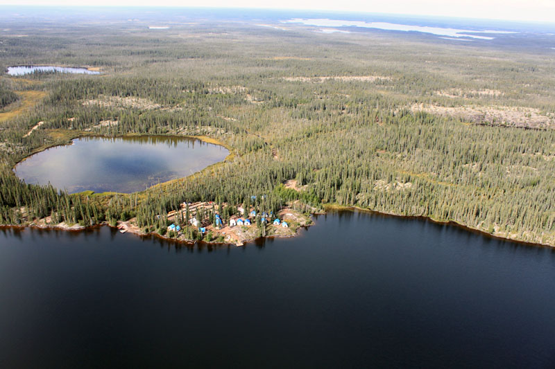The Thor Lake
