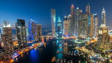 Dubai's famous attractions