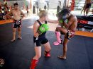 Muay Thai in Phuket island