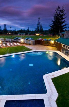 Norfolk Island Accommodations