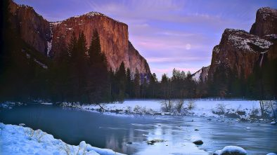 US Landscapes that Will Amaze You This Winter