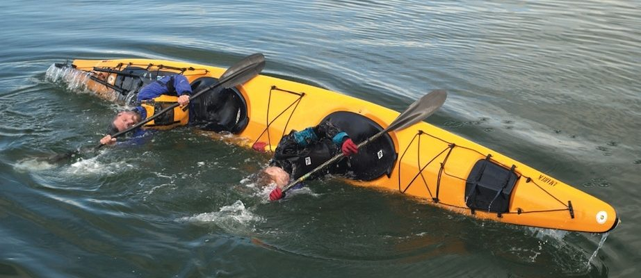 kayaks with their comfortability