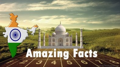 Unique Facts about India