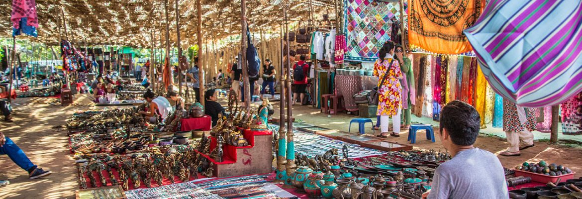 Best Goa Markets