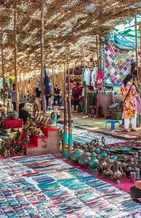 Best Goa Markets