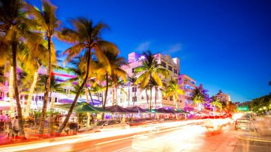 Miami is the most wanted tourist place