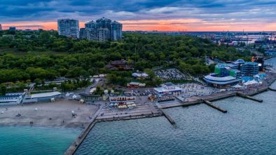 Odessa, More than a seaside city